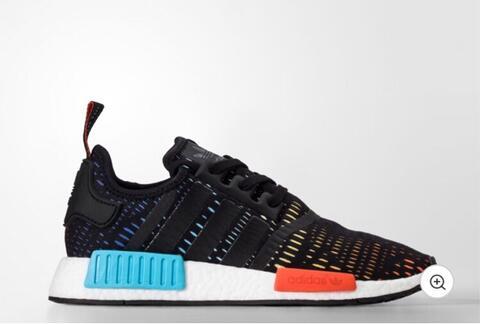 adidas nmd r1 rainbow bukan yeezy.ultraboost. bape. human race