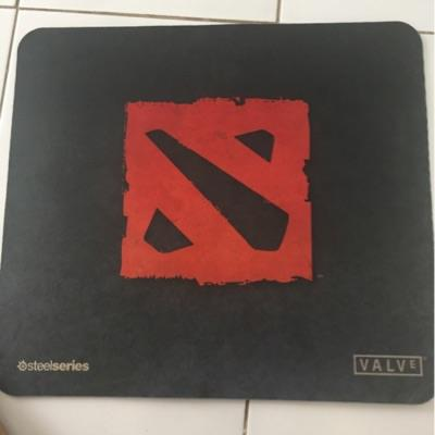 WTS mousepad STEELSERIES QCK+ Dota2 edition