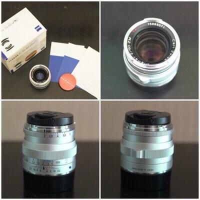 Carl Zeiss Planar 50mm F2 ZM Leica & Loxia Sony E mount @MurahGila.com