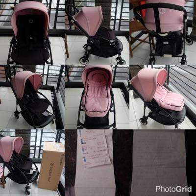 BUGABOO BEE3 / bee 3 soft pink (Preloved)