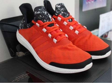 Adidas Bounce Red Camo Original