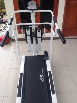 treadmill manual ob fit 6 fungsi