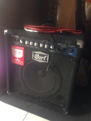 Cort GE30B Amplifire Bass Jogja