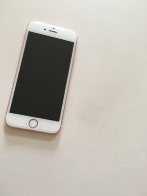 iphone 6S 64GB rosegold (second, like new)