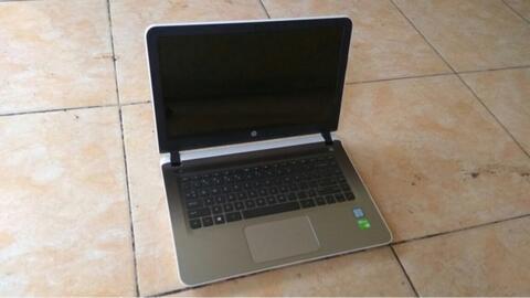 Laptop Gaming HP Pavilion 14-ab135tx (P3V65PA) Core i7 Skylake, VGA Nvidia GT940M 2gb
