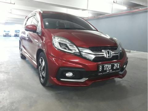 mobilio RS a/t istimewah