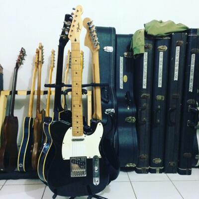 Fender Telecaster Japan tahun 90an