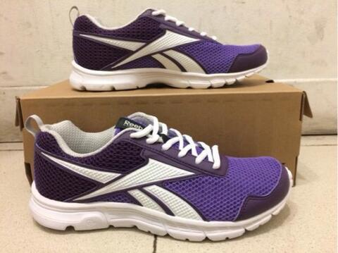 Reebok Running Supreme Sea Purple