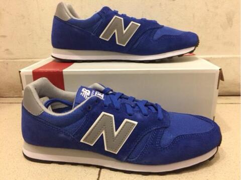 New Balance 373 Classic Blue