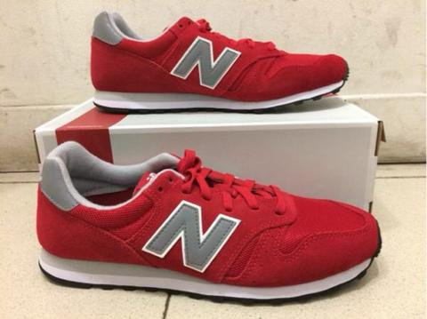 New Balance 373 Classic Red