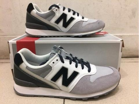 New Balance 996 Black Grey White