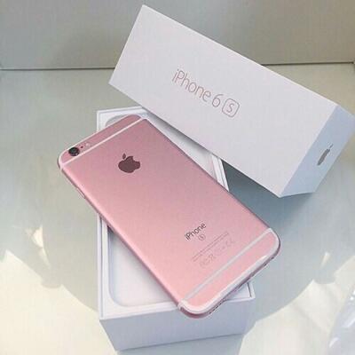 iphone 6s rosegold 128gb garansi resmi