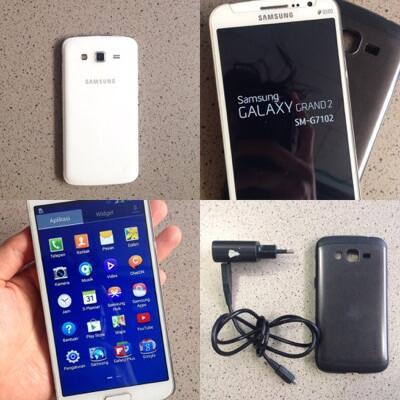 Samsung Galaxy Grand 2 SM G7102 (Second)