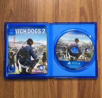 BD PS4 Watchdog 2 2nd