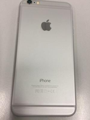iphone 6+ 64GB silver
