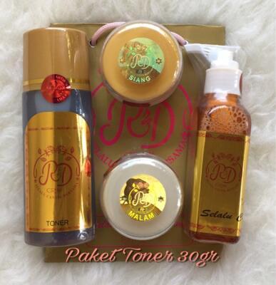 cream rd Paket 30gram ( Label Gold )