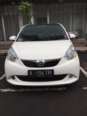 Over Kredit Daihatsu Sirion 2014 MT
