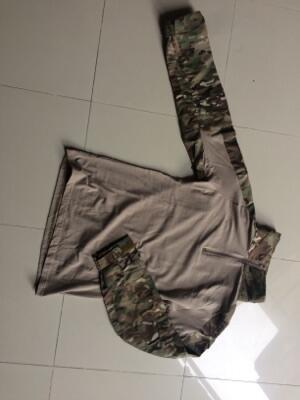combat shirt multicam import