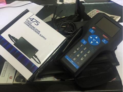 475 field communicator (hartcom)