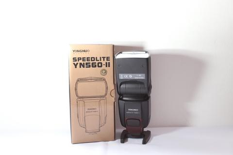 Speedlite Flash Yongnuo YN 560 Mark II