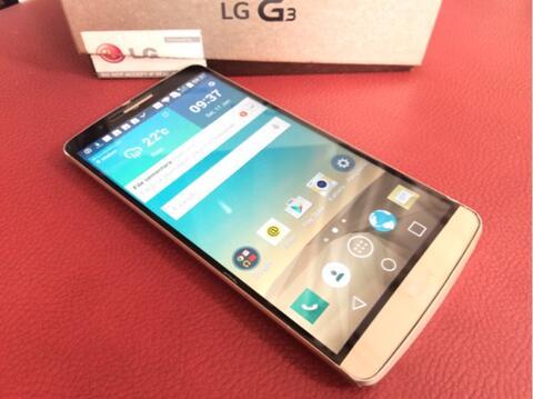 LG G3 4G Lte Ram 2/16Gb (Bandung)