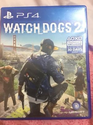 Watchdog 2 PS4