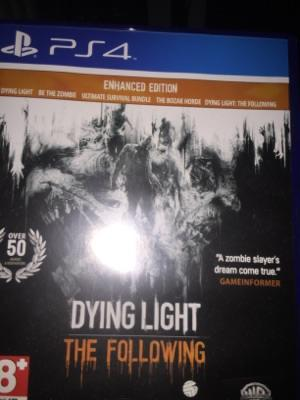 wts bd dying light the following ps 4 reg 3
