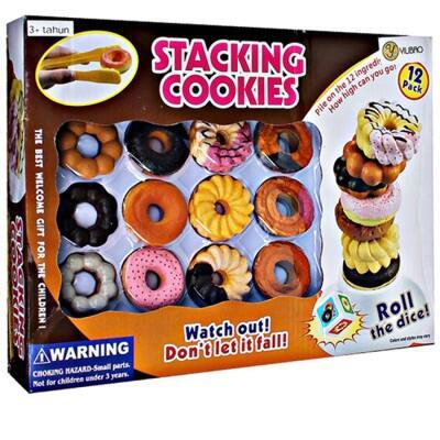 Mainan Anak Stacking Cookies
