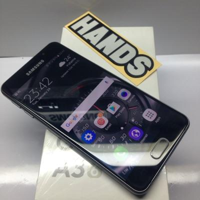 Samsung Galaxy A3 2016 A310 Black Umur 3 Bulan Like New Bandung