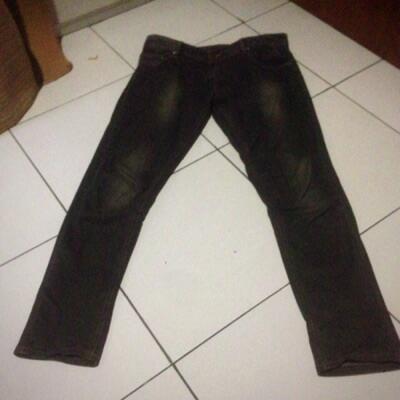 Zara Denim Collection Jeans Original