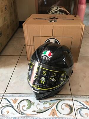 agv pista GP mono carbon size L euro NEw MURRMER
