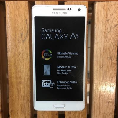 Samsung Galaxy A5 2015 White Resmi Sein Bandung