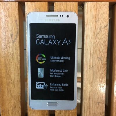 Samsung Galaxy A3 2015 Grey Resmi Sein Bandung