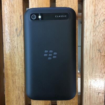 Blackberry Classic Black Resmi TAM Bandung