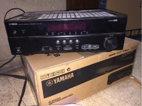 Yamaha RX-V375 bekas