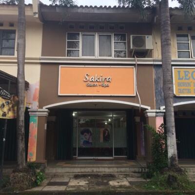 Ruko 2,5 Lantai Blok S Dukuh Zamrud Ex. Salon | Bekasi