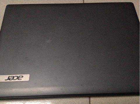 laptop netbook notebook acer aspire 4739 core i3 ram2gb hdd 320gb