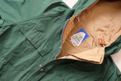 Sierra Designs Vintage Parka (m65, visvim, Uniqlo, selvedge, tnf, jacket)