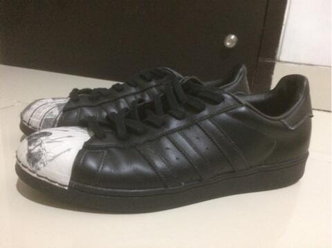 (WTS) Adidas Superstar & Converse CT II 2nd ORI