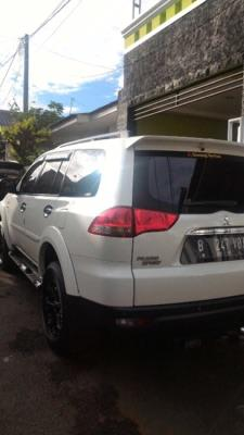 Pajero Sport! DAKAR 2014 best condition!