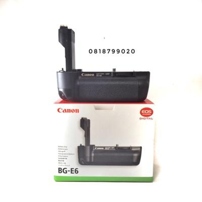 Canon BG-E6 like new
