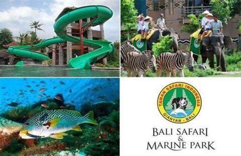 Jual Voucher Bali Safari & Marine Park