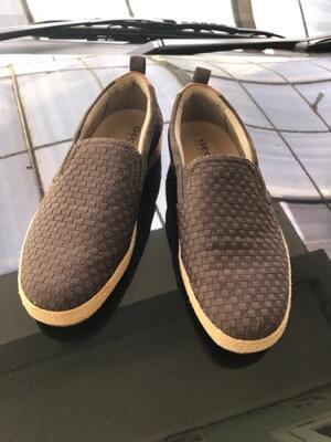 sepatu Geox Second (Baru di Pake 1 Jam)