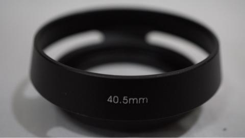 Metal Hood Lens Universal 40.5 mm 40.5mm