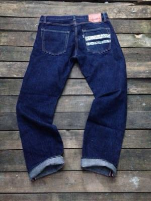 fs : momotaro jeans selvedge mulus