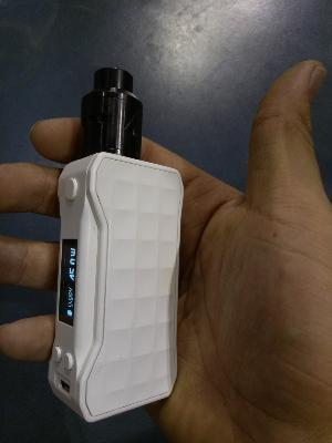 Vape murah Dagger + rda goon 22 authen (not tesla,wismec,therion,pico,evic)