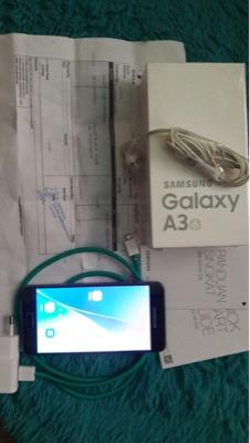 Samsung Galaxy A3 2016 Black Sein
