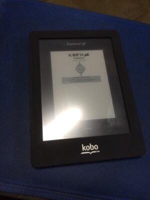 Jual Ebook Kobo Glo untuk yang suka baca