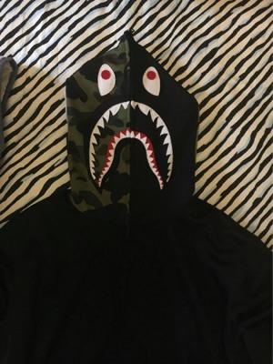 JACKET BAPE (A bathing ape) FULL ZIP
