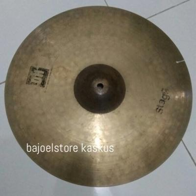 CYMBAL CRASH MERK STAGG DH EXO MEDIUM THIN 16 INCH ADA krack